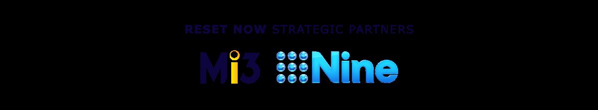Nine and Mi3 - Strategic partners