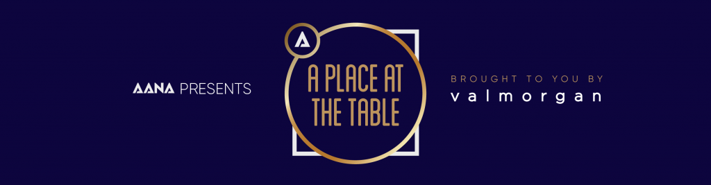 A Place At The Table - AANA